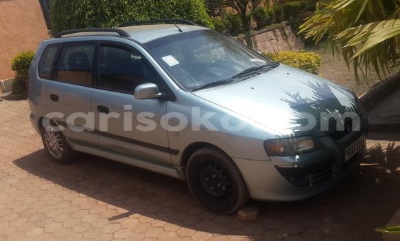 Buy Used Mitsubishi Spacestar Silver Car in Kigali in Rwanda