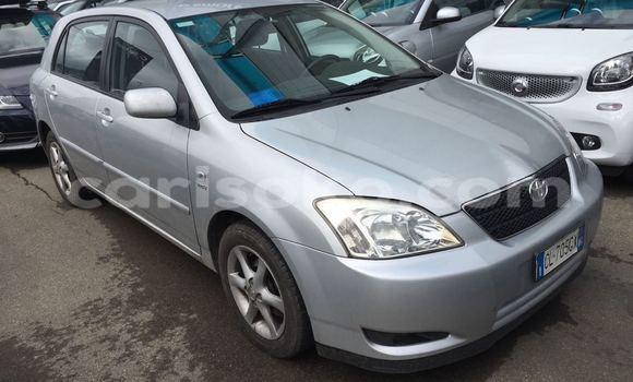 Buy Used Toyota Corolla Silver Car in Gicumbi in Rwanda