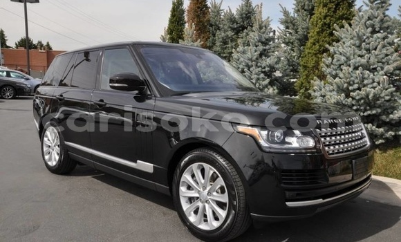 Buy Used Land Rover Range Rover Black Car in Rwamagana in Rwanda