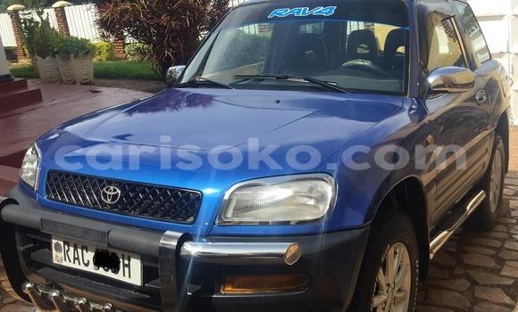 Buy Used Toyota RAV4 Blue Car in Kigali in Rwanda