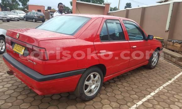 Buy Used Alfa Romeo 156 Red Car in Kigali in Rwanda