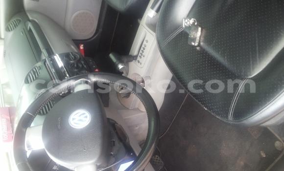 Buy Used Volkswagen Beetle White Car in Kigali in Rwanda