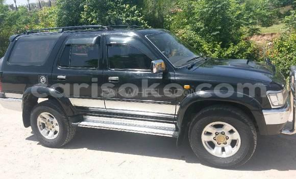 Buy Used Toyota 4Runner Black Car in Kigali in Rwanda