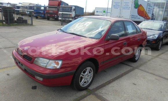 Buy Used Toyota Carina Red Car in Kigali in Rwanda