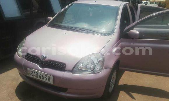 Acheter Occasion Voiture Toyota Vitz Autre à Kigali au Rwanda