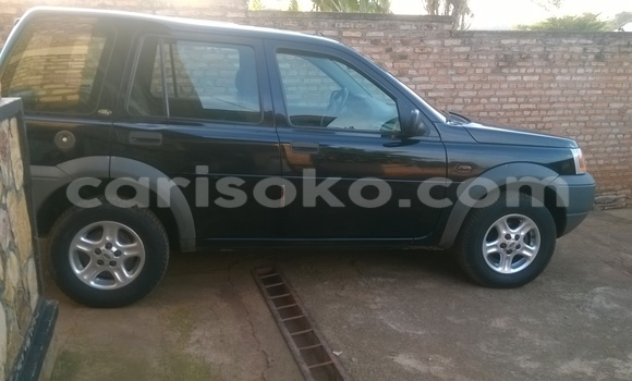 Buy Used Land Rover Freelander Black Car in Kigali in Rwanda