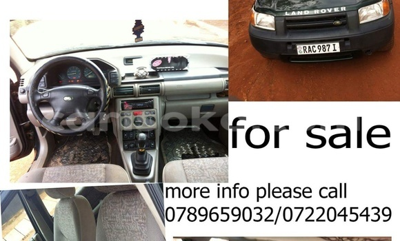 Buy Used Land Rover Freelander Car in Kigali in Rwanda