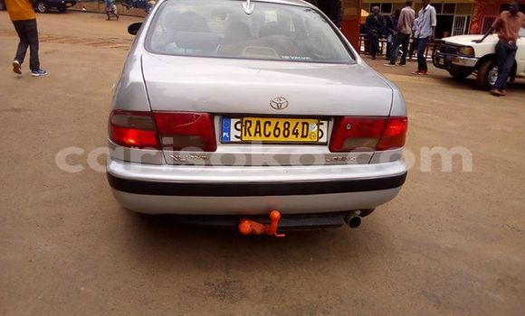 Buy Used Toyota Carina Silver Car in Kigali in Rwanda