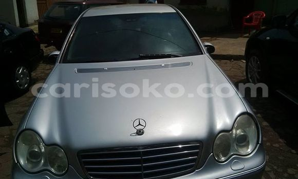 Buy Used Mercedes-Benz KOMPRESSOR Silver Car in Kigali in Rwanda