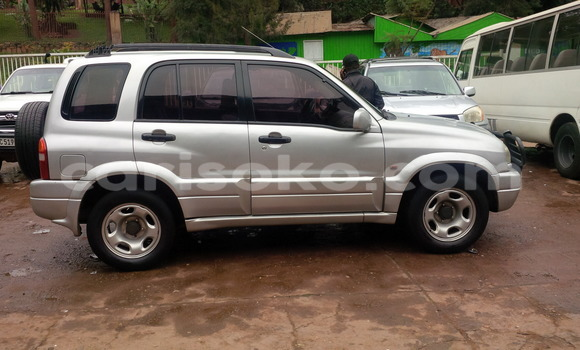 Buy Used Suzuki Grand Vitara Silver Car in Kigali in Rwanda