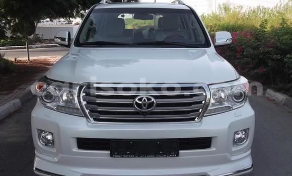 Acheter Occasion Voiture Toyota Land Cruiser Blanc à Kigali, Rwanda