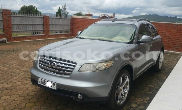 Buy Used Infiniti FX–Series Other Car in Kigali in Rwanda