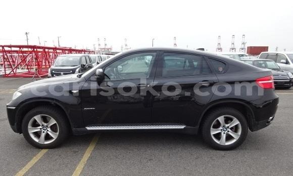 Acheter Occasion Voiture BMW X6 Noir à Kigali au Rwanda
