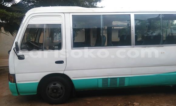 Acheter Occasion Voiture Toyota 4Runner Blanc à Kigali au Rwanda