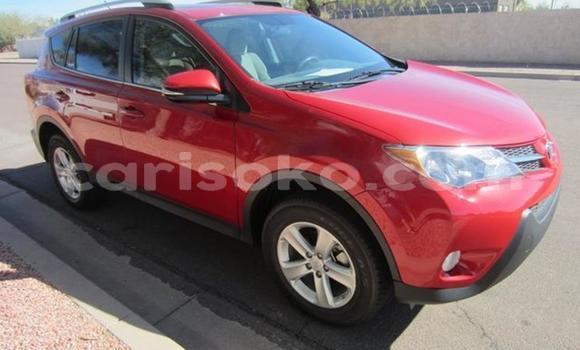 Acheter Occasion Voiture Toyota RAV4 Rouge à Kigali au Rwanda