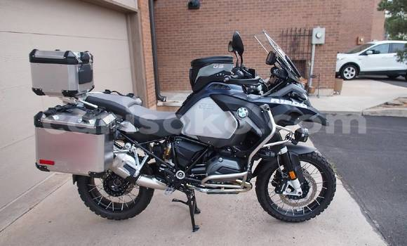 Buy Used BMW R 1200 GS Black Bike in Kigali in Rwanda