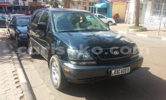 Acheter Occasion Voiture Lexus RX 300 Noir à Kigali au Rwanda