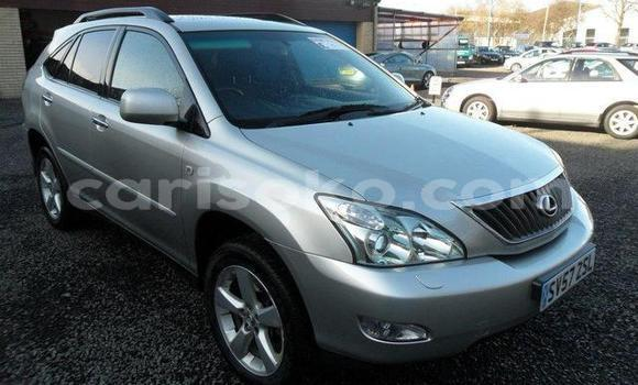 Buy Used Lexus RX 350 Silver Car in Gasarenda in Rwanda