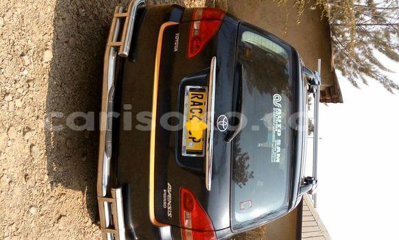 Acheter Occasion Voiture Toyota Avensis Noir à Kigali au Rwanda