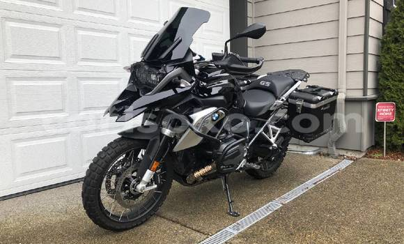 Buy Used BMW R 1200 GS Black Bike in Gicumbi in Rwanda