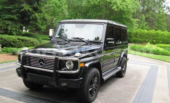Buy Used Mercedes-Benz GL–Class Black Car in Gicumbi in Rwanda