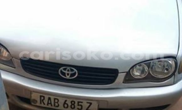 Acheter Occasions Voiture Toyota Corolla Blanc à Kigali, Rwanda