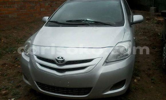 Buy Used Toyota Yaris Silver Car in Kigali in Rwanda