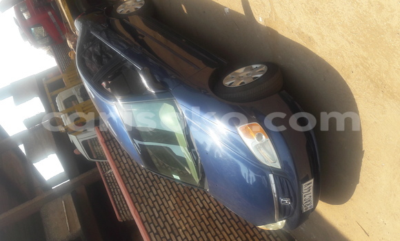 Buy Used Honda Civic Blue Car in Kigali in Rwanda