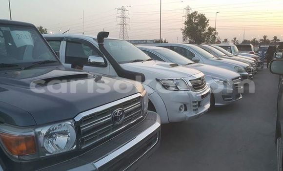 Buy Used Toyota 4Runner Silver Car in Gicumbi in Rwanda