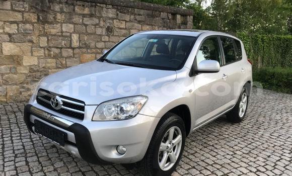 Acheter Occasion Voiture Toyota RAV4 Gris à Gicumbi au Rwanda
