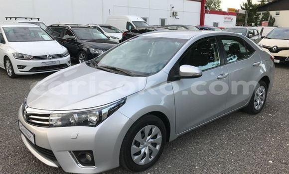 Acheter Occasion Voiture Toyota Corolla Gris à Karongi au Rwanda
