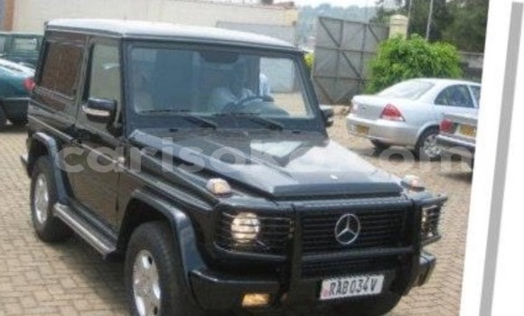 Buy Used Mercedes-Benz GL–Class Black Car in Kigali in Rwanda