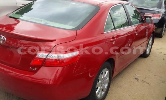 Buy Used Toyota Camry Red Car in Gasarenda in Rwanda