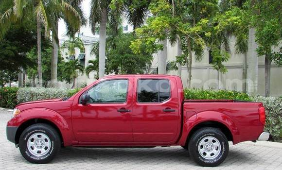 Buy Used Nissan Frontier Red Car in Gasarenda in Rwanda
