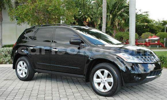 Buy Used Nissan Murano Black Car in Gasarenda in Rwanda
