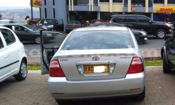 Gura Yakoze Toyota Corolla Silver Imodoka i Gicumbi mu Rwanda