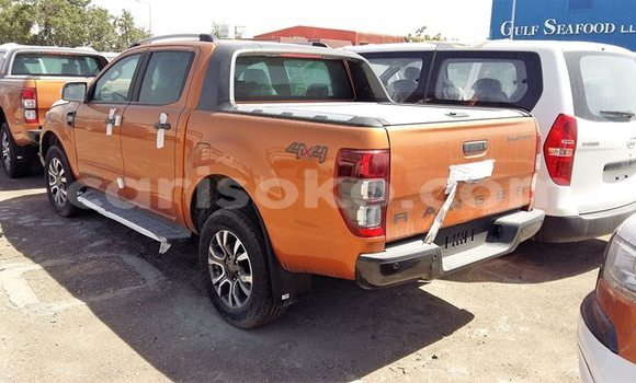 Buy Used Ford Ranger Car in Gicumbi in Rwanda
