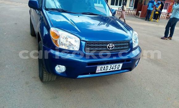 Acheter Occasion Voiture Toyota RAV4 Bleu à Kigali, Rwanda
