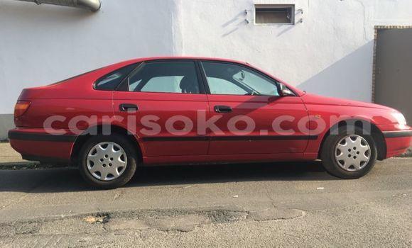 Acheter Occasion Voiture Toyota Carina Rouge à Nyamagabe au Rwanda