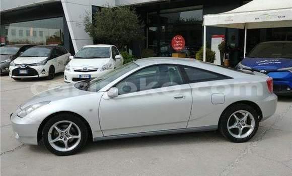 Acheter Occasion Voiture Toyota Celica Gris à Gicumbi au Rwanda