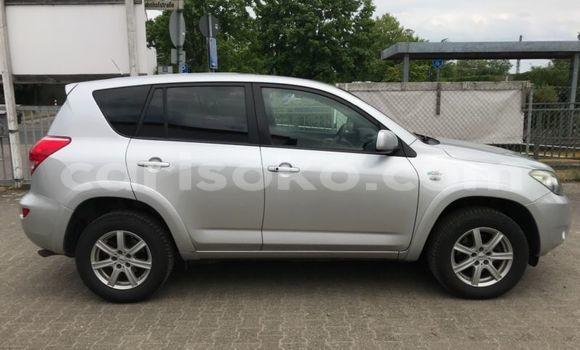 Acheter Occasion Voiture Toyota RAV4 Gris à Kibungo au Rwanda