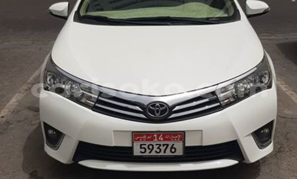 Buy Used Toyota Corolla White Car in Gasarenda in Rwanda