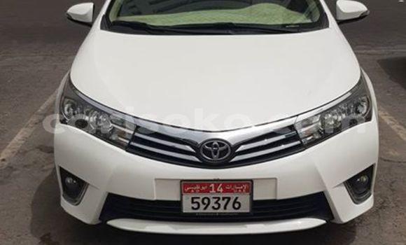 Acheter Occasion Voiture Toyota Corolla Blanc à Gasarenda au Rwanda