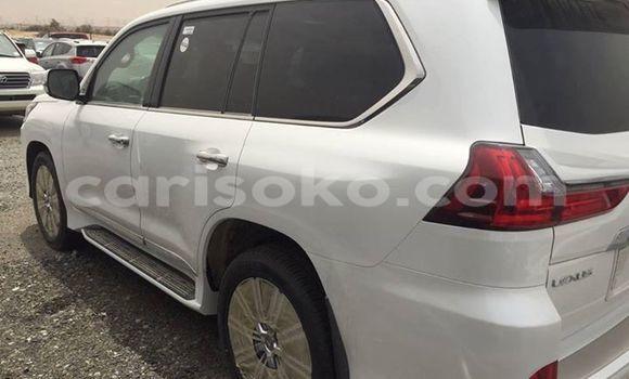 Acheter Occasion Voiture Lexus LX 450 Blanc à Gicumbi au Rwanda