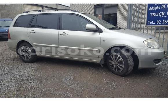 Acheter Occasion Voiture Toyota Corolla Gris à Kigali au Rwanda