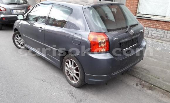 Acheter Occasion Voiture Toyota Corolla Noir à Kigali au Rwanda