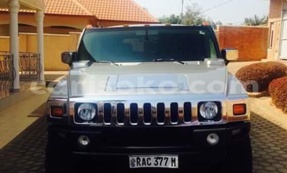 Acheter Occasion Voiture Hummer H2 à Kigali au Rwanda