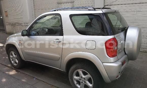 Acheter Occasion Voiture Toyota RAV4 Gris à Kigali au Rwanda