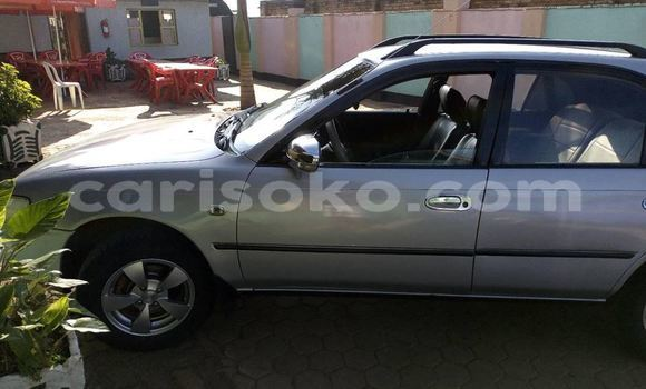 Acheter Occasion Voiture Toyota Corolla Gris à Huye au Rwanda