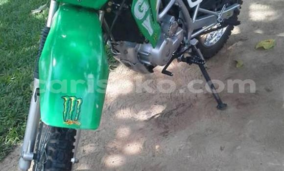 Buy Used Kymco Grand Dink Green Bike in Kigali in Rwanda
